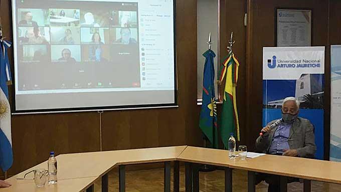 Convenio Entre El CONUSUR, Y Organismos Provinciales Para El Desarrollo Sostenible Y La Integración Social Y Urbana