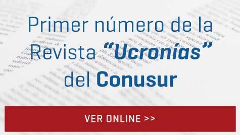 """Primer Número De La Revista """"Ucronías"""" Del Conusur"""